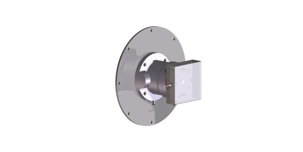 Toerenbewaking voor het bewaken van het draaien van de schroef, vooral gebruikt voor schroefbreukdetectie in een ATEX-omgeving