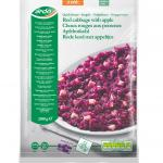 Ardo uses special trough conveyors to retain taste and heat of its fresh red cabbage products
