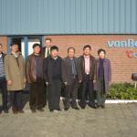 Van Beek ontvangt hoog Chinees bezoek