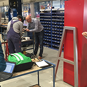 Will a robot soon be assembling the screw conveyors at Van Beek?