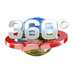 360 degree camera ensures more efficient production process