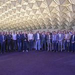 Bouman and Evoluon refine the atmosphere for fourth edition of Solids Select Lunch