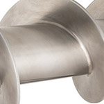 Right finish level for screw conveyor system ensures optimum conveyor performance