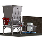 Krafton and Van Beek develop recycling line for recycling production waste
